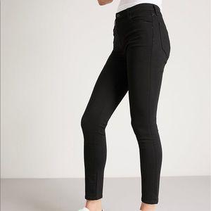 JBRAND Alana Skinny High-Rise Jeans